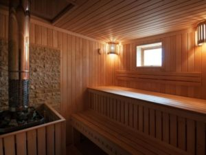 Русская баня Вербена